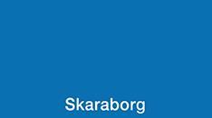 SBR Skaraborg-logotype
